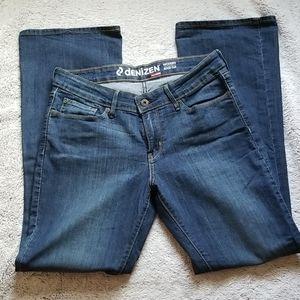 Denizen Levi's boo tcut Jeans size 10 wide leg